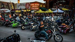 Sturgis biker rally in South Dakota underway despite COVID-19 pandemic