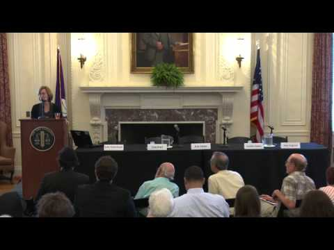 American Elections at the Crossroads - Keynote - Ann Ravel, Chair, Federal Election Commission