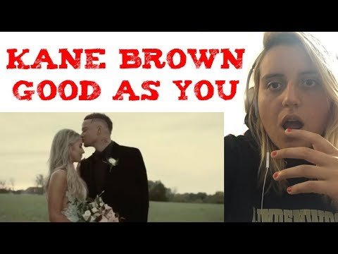Kane Brown - Good As You (Official Video) Reaction