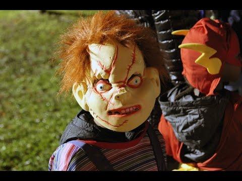 Matt Provo - Michigan Town Bans Clown Costumes From Halloween Event