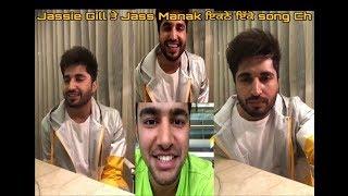 Jass Manak Jassie Gill New Song surma kaala | Jassie Gill Live With Jass Manak