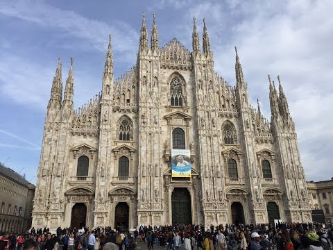 Milan Cathedral - Duomo di Milano - Visit to the Rooftop