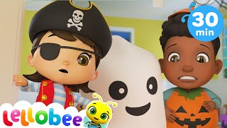 No Spooky Monsters - Dress Up Song!   Little Baby Bum: Nursery Rhymes & Baby Songs ♫   ABCs & 123s