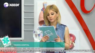 25 05 2017 Hekim ishi Medera Hospital Lor Cerrah Tural Hacimirzeyev