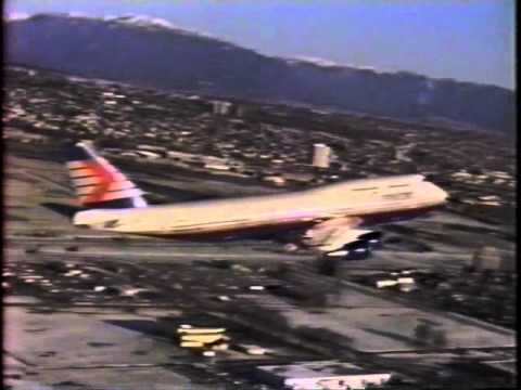 Jetliners - Canadian Airlines Boeing 747-400