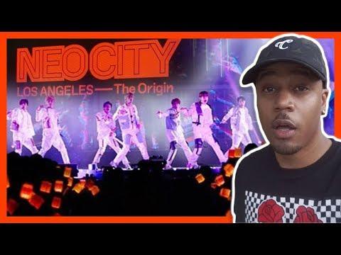 NCT 127 Concert Vlog  NEO CITY: The Origin Tour