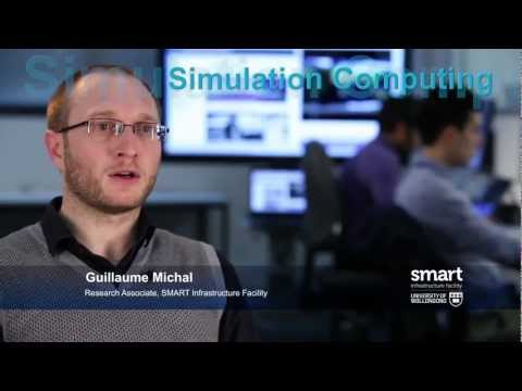 SMART Infrastructure Facility Laboratories - Simulation + Modelling