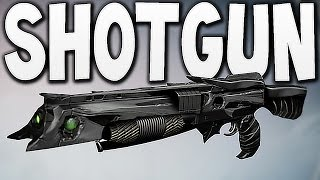 Destiny - THORN SHOTGUN ?!