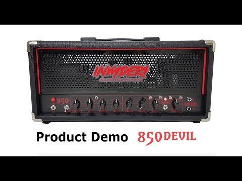 Invaders Amplification - Serie 8 - 850 Devil - Product Demo