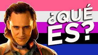 ¿Qué significa que Loki sea de género fluido?