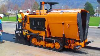 Video still for LeeBoy 5300 Asphalt Paver