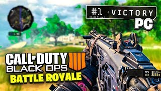 CoD BATTLE ROYALE PC - Black Ops 4 Blackout LIVE