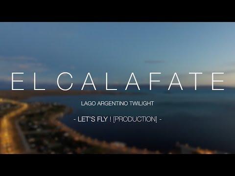 EL CALAFATE - Lago Argentina Twilight [4K]