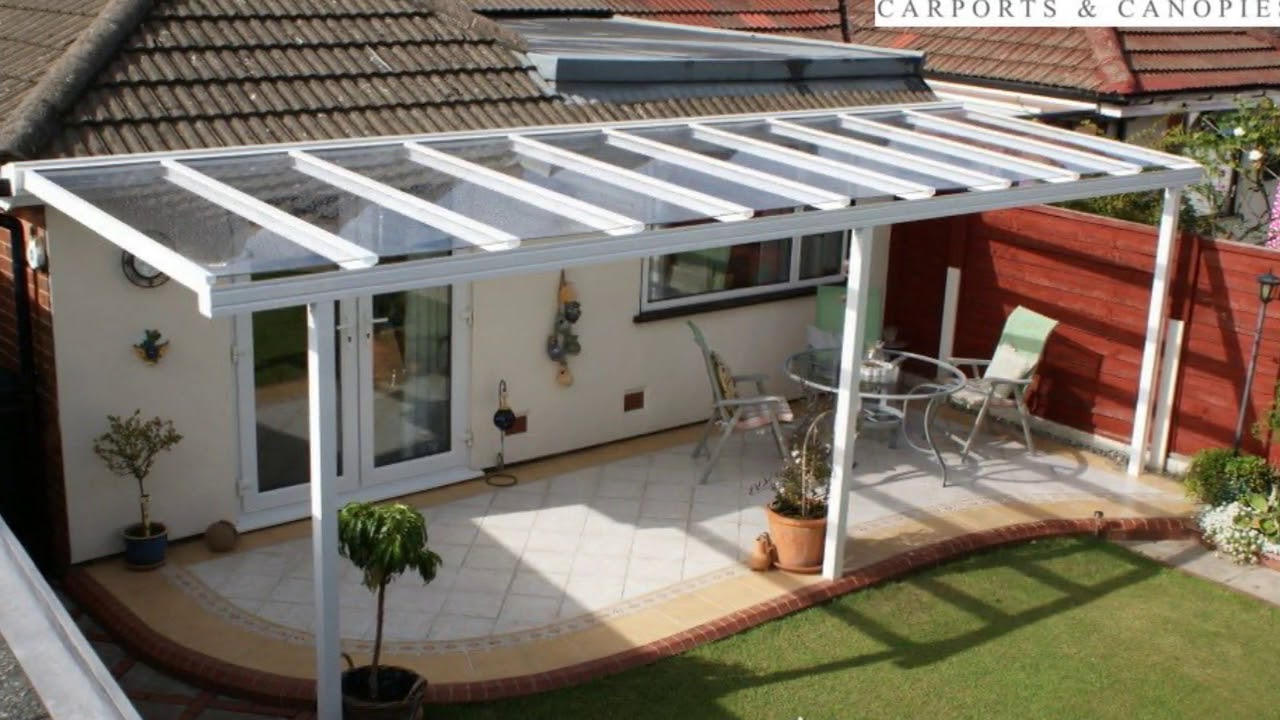 Homestyle Carports And Canopies Design Uk Youtube