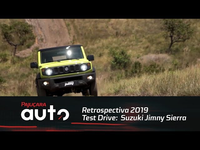Retrospectiva 2019: Conheça o novo Suzuki Jimny Sierra 2020