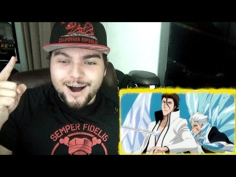 Bleach - Aizen vs Everyone REACTION!!!
