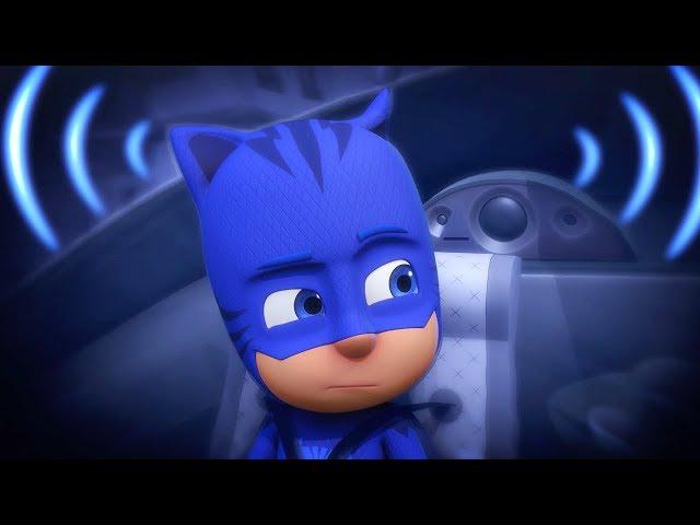 PJ Masks Episodes   Catboy's Cat Ears   Compilation 2018   Cartoons for Children #130