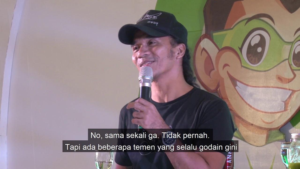 Kaka SLANK sejak vegan ga pernah sakit sama sekali, Touch My Heart, Vegan Festival Indonesia 2019