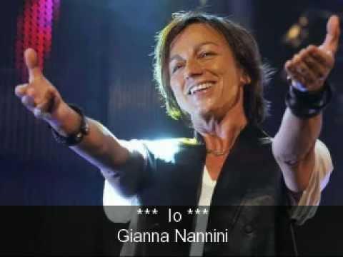 *** Gianna Nannini  ***   Io  ***