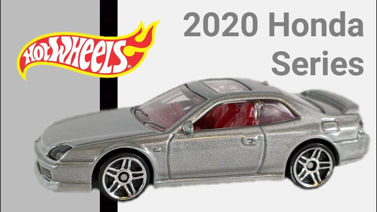 Hot Wheels 2020 Honda Series - Featuring the first edition ...