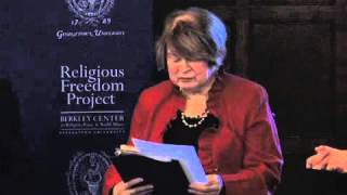 The Catholic, Protestant, Jewish, and Secular Sources of Religious Freedom in the West