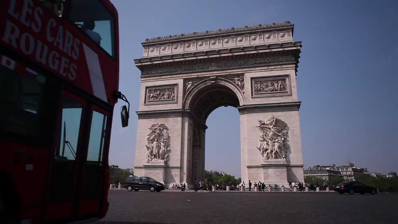 10 best places to see in paris youtube