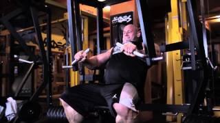 Robert Burneika Hardcorowy Koksu w Hell Gym 2017 Video