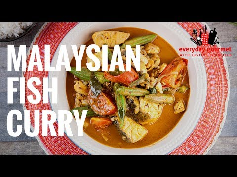 Malaysian Fish Curry | Everyday Gourmet S8 E29