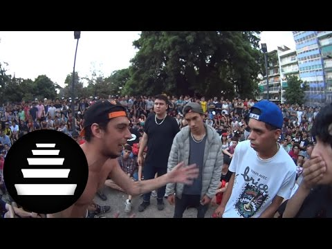 NOODLE LLES vs MAMBA TEGO vs TMS JULI vs SUSPIRO CRISTO - 8vos (2VS2 - 27/11) - El Quinto Escalon