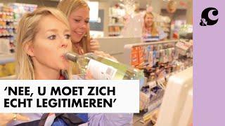 HEEFT CHANTAL EEN ALCOHOLPROBLEEM? - CHANTAL KOMT WERKEN - &C