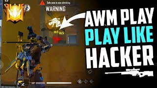 AWM Sniping Like Hacker Best Gameplay - Garena Free Fire- Total Gaming.mp3