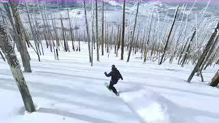 Fiona Apple - Waltz (Better than fine) Pow Surf Drone footage.
