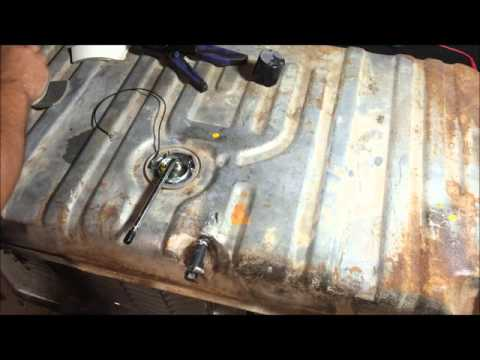 chevelle fuel gas tank install and INFO 68-72 GM a body