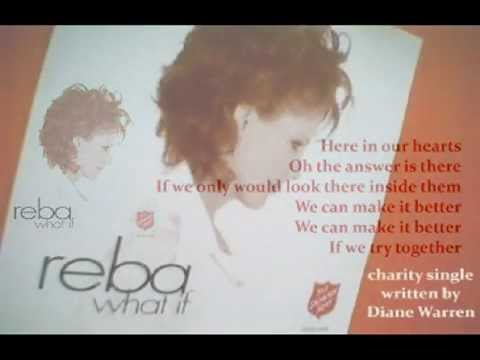 Reba McEntire - What If (+ lyrics 1997)