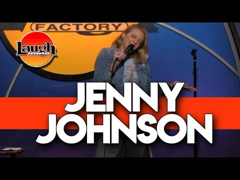 Jenny Johnson | The Real Facebook | Laugh Factory Stand Up Comedy