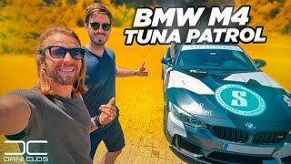 PROBANDO EL COCHE de TUNA PATROL   coches de suscriptores   Dani Clos