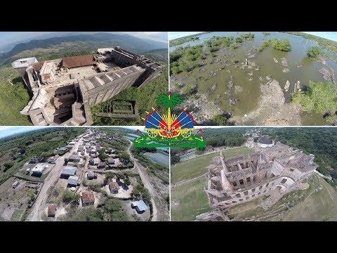 Drone flights over heritage sites in northern Haiti (incl. Citadelle Laferrière)