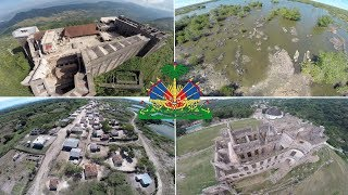 Drone flights over heritage sites in northern Haiti
