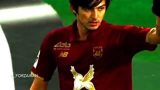 Sardar Azmoun and Saman Ghoddos Iranian Super Combo  World Cup 2018