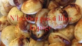 Beignets de riz/Macé