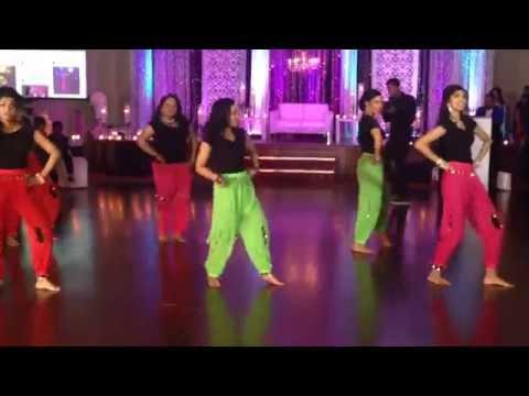 tamil/hindi-dance-at-reception
