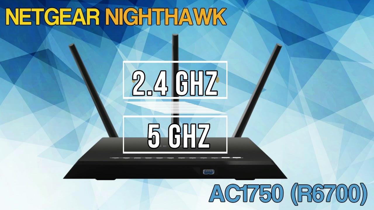 Netgear Nighthawk R 6700 Wireless Router - Quick Review