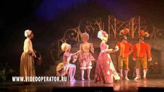 Мюзикл Золушка -Песня Мачехи и Придворных охранников