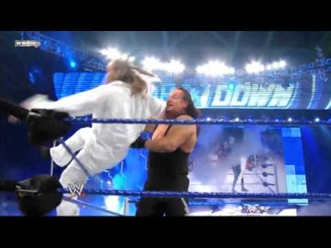 Wrestlemania 25 HBK vs The Undertaker Promo