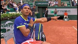 Quand les joueurs de tennis se clashent #3