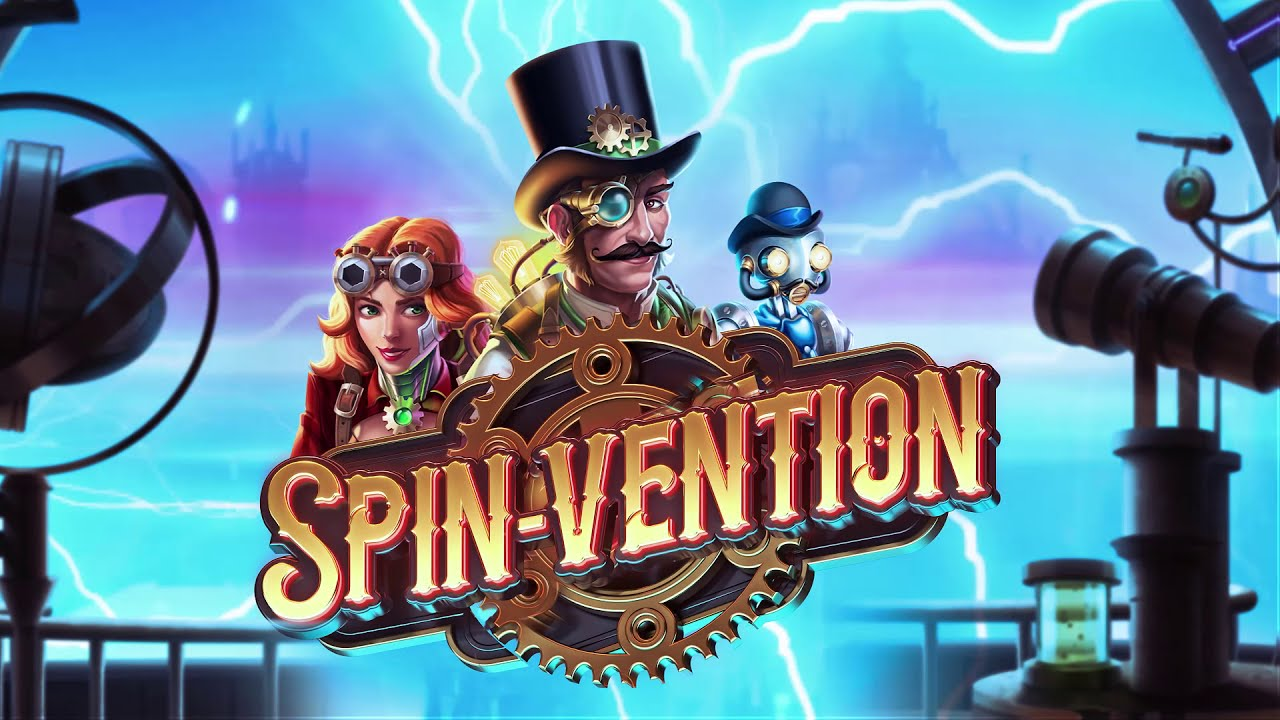 Spin-Vention Slot Play Free ▷ RTP 96% & High Volatility video preview