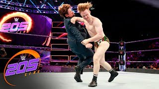 Gentleman Jack Gallagher vs. The Brian Kendrick: WWE 205 Live, June 27, 2017