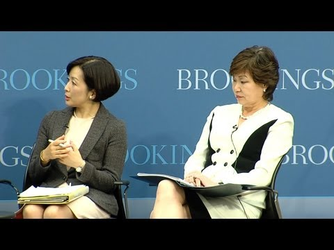 Roundtable -  Working Women and Japan's Economic Revival