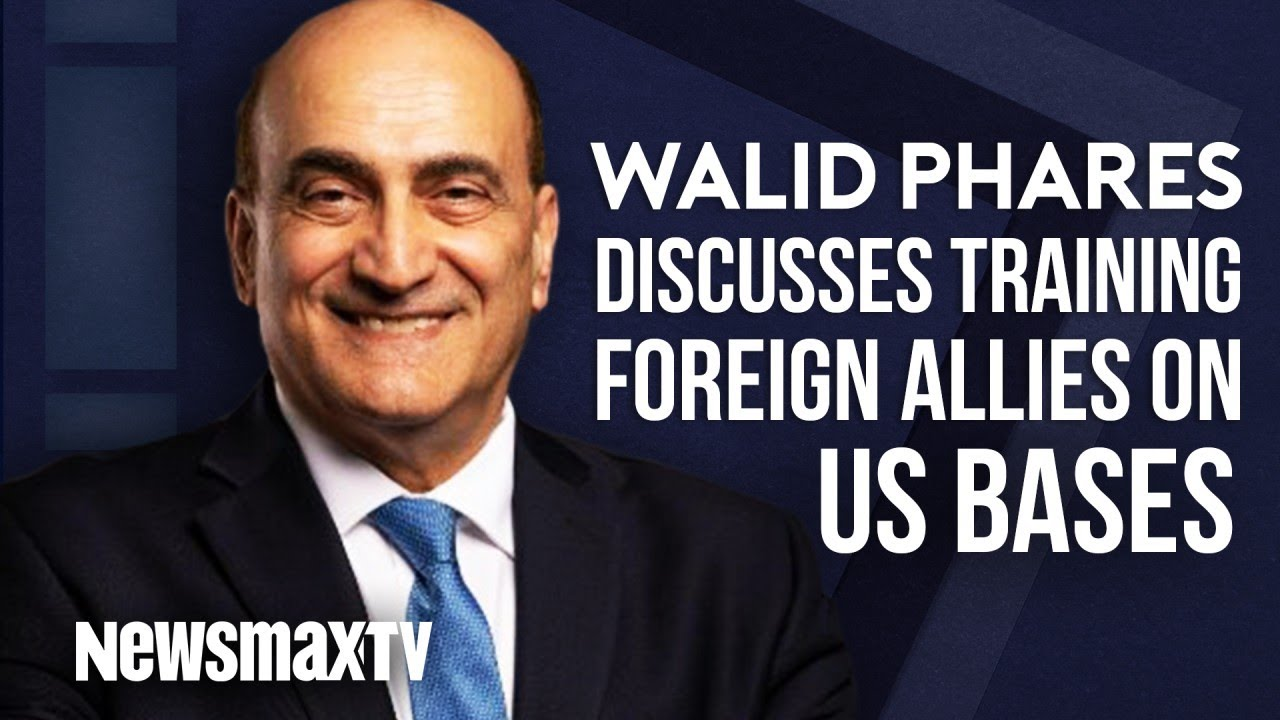 Download Walid Pharis Discusses Training Foreign Allies on US Bases
