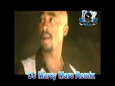 NEW 2012 2Pac & Tucc  Staring Thru My Rearview DJ Marcy Marc Remix EMOTIONAL *CDQ*